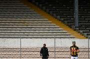 16 May 2021; Kilkenny manager Brian Cody during the Allianz Hurling League Division 1 Group B Round 2 match between Kilkenny and Antrim at UPMC Nowlan Park in Kilkenny. Photo by Brendan Moran/Sportsfile