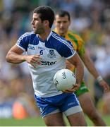 21 July 2013; Neil McAdam, Monaghan. Ulster GAA Football Senior Championship Final, Donegal v Monaghan, St Tiernach's Park, Clones, Co. Monaghan. Picture credit: Brian Lawless / SPORTSFILE