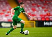13 October 2021; James McManus of Republic of Ireland during the UEFA U17 Championship Qualifying Round Group 5 match between Republic of Ireland and Poland at Turner's Cross in Cork. Photo by Eóin Noonan/Sportsfile