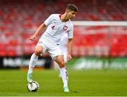 13 October 2021; Oliwier Slawinski of Poland during the UEFA U17 Championship Qualifying Round Group 5 match between Republic of Ireland and Poland at Turner's Cross in Cork. Photo by Eóin Noonan/Sportsfile