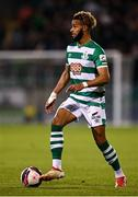 15 October 2021; Barry Cotter of Shamrock Rovers during the SSE Airtricity League Premier Division match between Shamrock Rovers and Sligo Rovers at Tallaght Stadium in Dublin. Photo by Seb Daly/Sportsfile