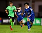 15 October 2021; Phoenix Patterson of Waterford during the SSE Airtricity League Premier Division match between Waterford and Finn Harps at the RSC in Waterford. Photo by Michael P Ryan/Sportsfile