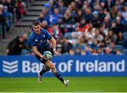 16 October 2021; Jonathan Sexton of Leinster during the United Rugby Championship match between Leinster and Scarlets at the RDS Arena in Dublin. Photo by Harry Murphy/Sportsfile