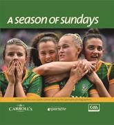 Now in its twenty fifth year of publication, A Season of Sundays 2021 embraces the very heart and soul of Ireland's national games as captured by the award winning team of photographers at Sportsfile. With text by Alan Milton, it is a treasured record of the 2021 GAA season to be savoured and enjoyed by players, spectators and enthusiasts everywhere.  Please note: This book will be available for dispatch from November 1
