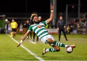 18 October 2021; Barry Cotter of Shamrock Rovers during the SSE Airtricity League Premier Division match between Shamrock Rovers and Bohemians at Tallaght Stadium in Dublin. Photo by Seb Daly/Sportsfile