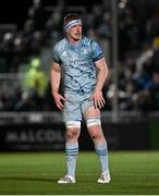 22 October 2021; A bloodied Dan Leavy of Leinster during the United Rugby Championship match between Glasgow Warriors and Leinster at Scotstoun Stadium in Glasgow, Scotland. Photo by Harry Murphy/Sportsfile