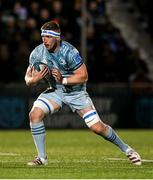 22 October 2021; Dan Leavy of Leinster during the United Rugby Championship match between Glasgow Warriors and Leinster at Scotstoun Stadium in Glasgow, Scotland. Photo by Harry Murphy/Sportsfile