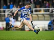 23 October 2021; Paddy McDermott of Naas during the Kildare County Senior Club Football Championship Semi-Final match between Naas and Maynooth at St Conleth's Park in Newbridge, Kildare. Photo by Harry Murphy/Sportsfile