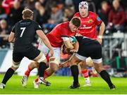 23 October 2021; Jack O'Donoghue of Munster during the United Rugby Championship match between Ospreys and Munster at Liberty Stadium in Swansea, Wales. Photo by Gruffydd Thomas/Sportsfile