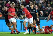 23 October 2021; Conor Murray of Munster during the United Rugby Championship match between Ospreys and Munster at Liberty Stadium in Swansea, Wales. Photo by Ben Evans/Sportsfile