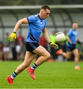 23 October 2021; Eoghan McLaughlin of Westport St Patrick's during the Mayo County Senior Club Football Championship Quarter-Final match between Westport St Patrick's and Ballina Stephenites at Connacht GAA Centre in Bekan, Mayo. Photo by Matt Browne/Sportsfile