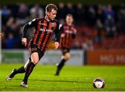 25 October 2021; Conor Levingston of Bohemians during the SSE Airtricity League Premier Division match between Bohemians and Waterford at Dalymount Park in Dublin. Photo by Seb Daly/Sportsfile