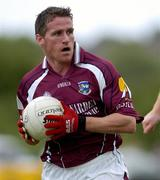 30 May 2004; Sean Og de Paor, Galway. Bank of Ireland Connacht Senior Football Championship, London v Galway, Emerald Gaelic Grounds, Ruislip, London. Picture credit; Brian Lawless / SPORTSFILE