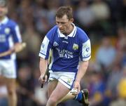 26 June 2004; Cyril Cuddy, Laois. Guinness Senior Hurling Championship Qualifier, Round 1, Clare v Laois, Gaelic Grounds, Limerick. Picture credit; Ray McManus / SPORTSFILE