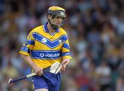 26 June 2004; Tony Griffin, Clare. Guinness Senior Hurling Championship Qualifier, Round 1, Clare v Laois, Gaelic Grounds, Limerick. Picture credit; Ray McManus / SPORTSFILE