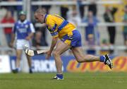 26 June 2004; Colin Lynch, Clare. Guinness Senior Hurling Championship Qualifier, Round 1, Clare v Laois, Gaelic Grounds, Limerick. Picture credit; Ray McManus / SPORTSFILE
