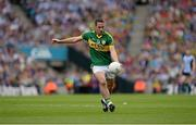 1 September 2013; Declan O'Sullivan, Kerry. GAA Football All-Ireland Senior Championship, Semi-Final, Dublin v Kerry, Croke Park, Dublin. Picture credit: Stephen McCarthy / SPORTSFILE