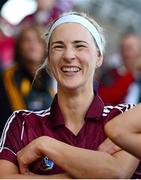 15 September 2013; Galway's Therese Maher after the game. Liberty Insurance All-Ireland Senior Camogie Championship Final, Galway v Kilkenny, Croke park, Dublin. Picture credit: Paul Mohan / SPORTSFILE