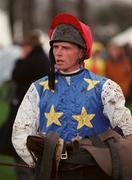 26 December 1998; Jockey Fran Flood during the Leopardstown Christmas Festival Day One at Leopardstown Racecourse in Dublin. Photo by Ray McManus/Sportsfile