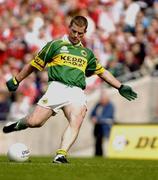 29 August 2004; Dara O'Cinneide, Kerry. Bank of Ireland Senior Football Championship Semi-Final, Derry v Kerry, Croke Park, Dublin. Picture credit; Matt Browne / SPORTSFILE