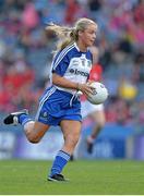 29 September 2013; Caoimhe Mohan, Monaghan. TG4 All-Ireland Ladies Football Senior Championship Final, Cork v Monaghan, Croke Park, Dublin. Picture credit: Brendan Moran / SPORTSFILE