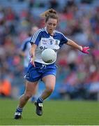 29 September 2013; Grainne McEnaney, Monaghan. TG4 All-Ireland Ladies Football Senior Championship Final, Cork v Monaghan, Croke Park, Dublin. Picture credit: Brendan Moran / SPORTSFILE