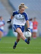 29 September 2013; Ciara McAnespie, Monaghan. TG4 All-Ireland Ladies Football Senior Championship Final, Cork v Monaghan, Croke Park, Dublin. Picture credit: Brendan Moran / SPORTSFILE