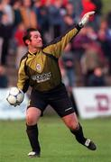1 November 1998; Alan Gough of Shelbourne during the Harp Lager National League Premier Division between Cork City and Shelbourne at Turners Cross in Cork. Photo by Matt Browne/Sportsfile.