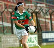11 September 2004; Chris Heffernan, Mayo. Ladies Football Senior Championship Semi-Final, Mayo v Galway, O'Moore Park, Portlaoise, Co. Laois. Picture credit; Matt Browne / SPORTSFILE