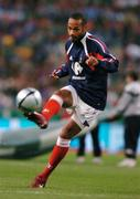 9 October 2004; Thierry Henry, France. FIFA World Cup 2006 Qualifier, France v Republic of Ireland, Stade de France, Paris, France. Picture credit; David Maher / SPORTSFILE