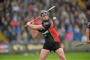 20 October 2013; Darren Stamp, Oulart-the-Ballagh. Wexford County Senior Club Hurling Championship Final, Oulart-the-Ballagh v Ferns St Aidan's, Wexford Park, Wexford. Picture credit: Matt Browne / SPORTSFILE