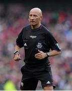 3 November 2013; Paul Tuite, Referee. FAI Ford Cup Final, Drogheda United v Sligo Rovers, Aviva Stadium, Lansdowne Road, Dublin. Picture credit: Brendan Moran / SPORTSFILE