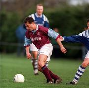 13 January 1999. Tony Izzi, Cobh Ramblers. FAI Cup. Soccer. Picture Credit: Matt Browne/SPORTSFILE