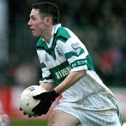5 December 2004; Craig Rogers, Portlaoise. AIB Leinster Club Senior Football Final, Portlaoise v Skyrne, St. Conleth's Park, Newbridge, Co. Kildare. Picture credit; Ray McManus / SPORTSFILE