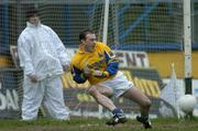 9 January 2005; Gavin Tonra, Longford. O'Byrne Cup, Quarter-Final, Longford v Westmeath, Pearse Park, Longford. Picture credit; David Maher / SPORTSFILE