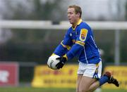 9 January 2005; Mark Lennon, Longford. O'Byrne Cup, Quarter-Final, Longford v Westmeath, Pearse Park, Longford. Picture credit; David Maher / SPORTSFILE