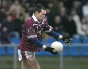 9 January 2005; Michael Ennis, Westmeath. O'Byrne Cup, Quarter-Final, Longford v Westmeath, Pearse Park, Longford. Picture credit; David Maher / SPORTSFILE