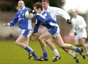 16 January 2005; Padraig McMahon, Laois, in action against Kildare. O'Byrne Cup, Semi-Final, Laois v Kildare, O'Moore Park, Portlaoise, Co. Laois. Picture credit; Matt Browne / SPORTSFILE