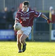 23 January 2005; Derek Heavin ,Westmeath. O'Byrne Cup Final, Westmeath v Laois, Cusack Park, Mullingar, Co. Westmeath. Picture credit; David Maher / SPORTSFILE