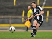 1 December 2013; Kerrie Ryan, Raheny United. Bus Éireann Women's National League, Raheny United v Peamount United, Morton Stadium, Santry, Dublin. Picture credit: Pat Murphy / SPORTSFILE
