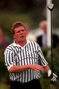 4 July 1997; Richard Boxall of England during the second round of the Murphy's Irish Open Golf Championship at Druid's Glen Golf Club in Wicklow. Photo by David Maher/Sportsfile