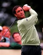 4 July 1997; Seve Ballesteros of Spain during the second round of the Murphy's Irish Open Golf Championship at Druid's Glen Golf Club in Wicklow. Photo by David Maher/Sportsfile