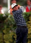 4 July 1997; Stephen Hamill of Northern Ireland during the second round of the Murphy's Irish Open Golf Championship at Druid's Glen Golf Club in Wicklow. Photo by David Maher/Sportsfile