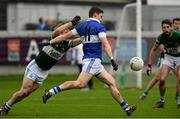 8 December 2013; Diarmuid Connolly, St.Vincents, in action against Cahir Healy, Portlaoise. AIB Leinster Senior Club Football Championship Final, Portlaoise, Laois v St Vincent's, Dublin, O'Connor Park, Tullamore, Co. Offaly. Picture credit: David Maher / SPORTSFILE