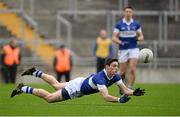 8 December 2013; Diarmuid Connolly, St.Vincents, in action against Portlaoise. AIB Leinster Senior Club Football Championship Final, Portlaoise, Laois v St Vincent's, Dublin, O'Connor Park, Tullamore, Co. Offaly. Picture credit: David Maher / SPORTSFILE