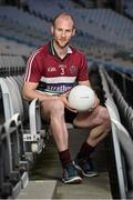 11 December 2013; In attendance at Croke Park where the draws for the 2013 Irish Daily Mail Higher Education GAA Championships were made is Sigerson footballer Danny McBride, St.Marys Belfast. The draws are available on www.he.gaa.ie. Croke Park, Dublin. Picture credit: Barry Cregg / SPORTSFILE