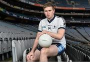 11 December 2013; In attendance at Croke Park where the draws for the 2013 Irish Daily Mail Higher Education GAA Championships were made is Sigerson footballer Darren Wallace, IT Tralee. The draws are available on www.he.gaa.ie. Croke Park, Dublin. Picture credit: Barry Cregg / SPORTSFILE