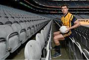 11 December 2013; In attendance at Croke Park where the draws for the 2013 Irish Daily Mail Higher Education GAA Championships were made is Sigerson footballer Colm Begley, DCU. The draws are available on www.he.gaa.ie. Croke Park, Dublin. Picture credit: Barry Cregg / SPORTSFILE