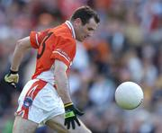 1 May 2005; Steven McDonnell, Armagh. Allianz National Football League, Division 1 Final, Armagh v Wexford, Croke Park, Dublin. Picture credit; Brendan Moran / SPORTSFILE