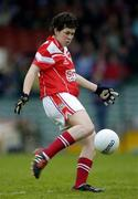 30 April 2005; Caoimhe Creedon, Cork. Suzuki Ladies National Football League, Division 1 Final, Cork v Galway, Gaelic Grounds, Limerick. Picture credit; Ray McManus / SPORTSFILE